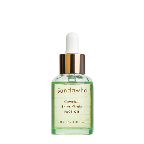 [Sandawha Extra Virgin Camellia Face Oil] Image