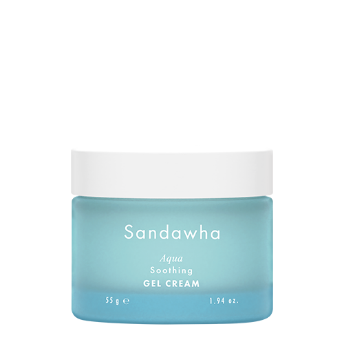 [Sandawha Aqua Soothing Gel Cream] Image