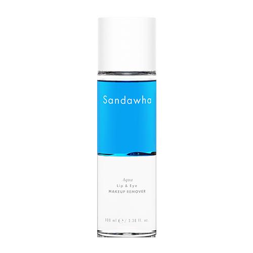 [Sandawha Aqua Lip & Eye Makeup Remover] Image