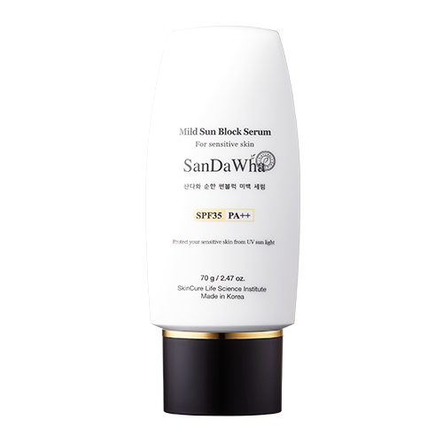 [Sandawha Mild Sun Block Serum] Image