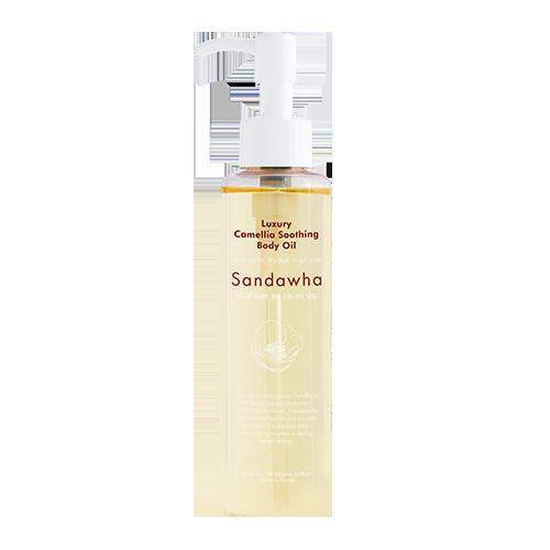 [Sandawha Luxury Camellia Soothing Body Oil] Image
